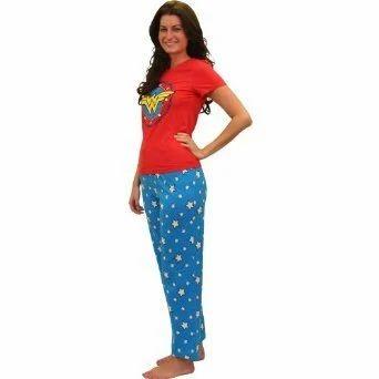 c91fe2f0460 Ladies Night Wears - Ladies Pyjama Manufacturer from Ludhiana