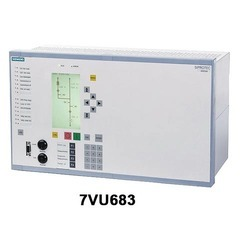Siemens Siprotec 4 Siprotec 7VU683 High Speed Busbar Transfer Device
