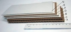 Laminated Corrugated Sheets