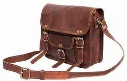 Leather Massenger Bag