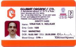 ID Badge Card