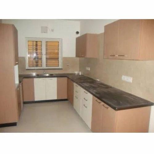 L Shaped Modular Kitchen, Kitchen & Dining Furniture