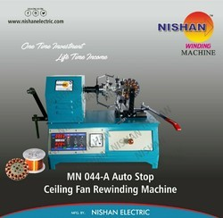 Table top Ceiling Fan  Winding Machine