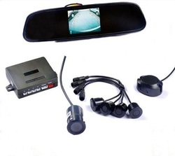 Car Reverse Parking Sensor With Camera Price In India
