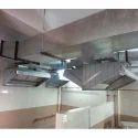 Aluminium Kitchen Chimney