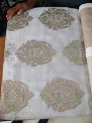 Home Decor Designer Curtains Fabric