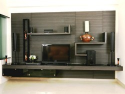 Hall Tv Showcase At Rs 25000 Piece Wooden Show Cases Id