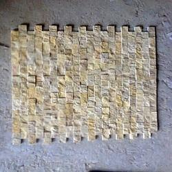 Ita Gold Mosaic Tile