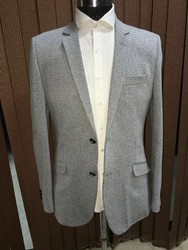 Stretch Knit Sports Coat/ Blazers