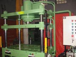 Hydraulic Press in Ludhiana, हाइड्रॉलिक प्रेस