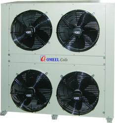 Stainless Steel 2 Kw Low Temperature Fan Cooling Unit, For Industrial Use