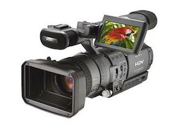 HD Video Camera on Rent Services