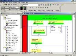 Omron PLC Software, पीएलसी की प्रोग्रामिंग
