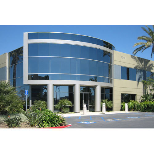 Home Design Ideas Elevation: Aluminium Fabrication Glass Work