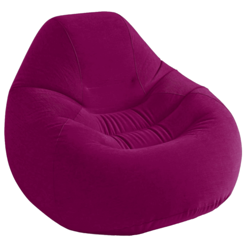 Intex Deluxe Bean Less Bag Chair 68584 At Rs 2499 Piece S