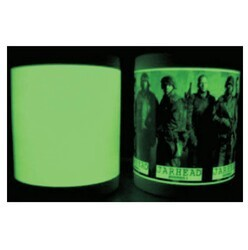 Sublimation Lamination Mug Glows In Dark