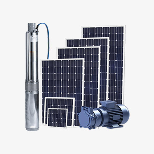 5 HP(DC) Solar Pumping Systems