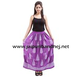 Rakhi Gift Girls Skirt