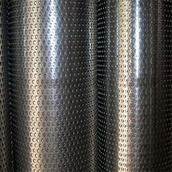 295 Mpa Stainless Steel Perforated Sheet