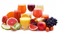 Fruit Juice Drinks Flavors
