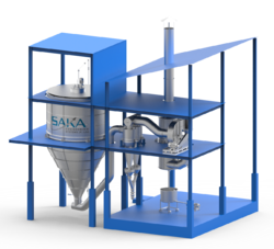 Open Cycle Spray Dryer