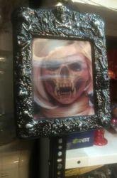 3D Horror Frame