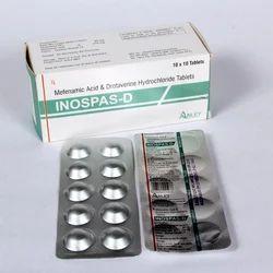Mefenamic Acid 250mg  Drotavarine Hd 80mg Tablet