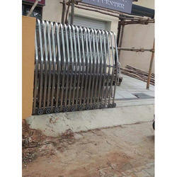 Automatic Stainless Steel Gate
