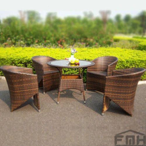 outdoor garden set