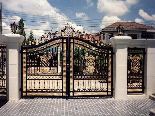 compound wall gate at rs 20000 piece s gates id 12811766448