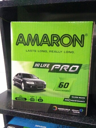 Amaron Pro Battery & Tata Batteries Authorized Retail Dealer from Surat