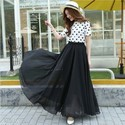 Fashionable Georgette Skirt