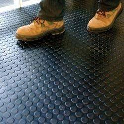 Anti Skid PVC Rubber Flooring रबड फलरग Floors - Anti skid flooring material