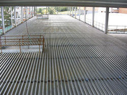 Deck Sheet Fixing Services