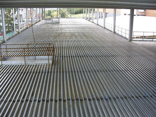 Deck Sheet Fixing Services Deck Sheet Fixing Services In