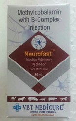 Methylcobalamin Bcomplex Veterinary Injections