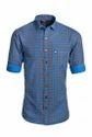 Micro Checked Casual Shirt