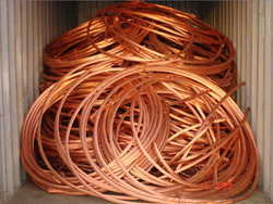 Millberry Copper Wire Scrap 99.99%