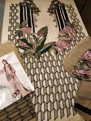 Ladies Chiffon Suit Material