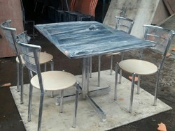 Restaurants Table Or Dining Table or cafeteria table