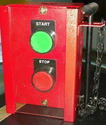 Electrical Remote Push Button For Booster Pump