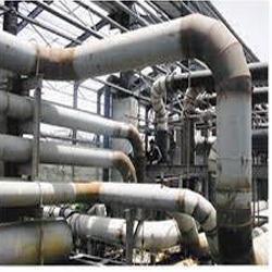 MS Pipe Line Erection Service