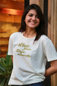 Natural-Dyed Women's Organic T-Shirts