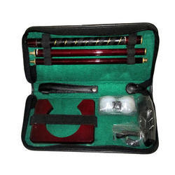 Golf Set in Leather Pouch