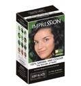 Impression Soft Black Hair Color, Pack Size: 50gm, For Parlour