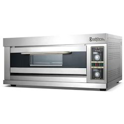 Baking Oven Single Deck