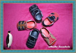 aBaBe Polymer Musical Baby Sandals