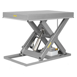 Stainless Steel Lift Table
