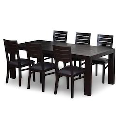 6 Seater Wooden Dining Tables