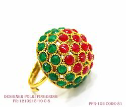 Gold Plated Rings At Best Price In India